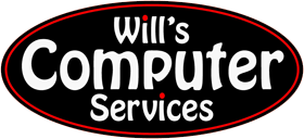 wills computer services new forest logo